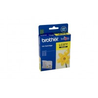 Brother LC37 Yellow Ink Cartridge 300 pages