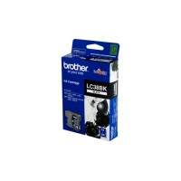 Brother LC38 Black Ink Cartridge - 300 pages