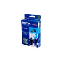 Brother LC38 Cyan Ink Cartridge - 260 pages