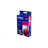Brother LC38 Magenta Ink Cartridge - 260 pages