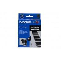 Brother LC57 Black Ink Cartridge - 500 pages