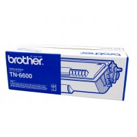 Brother TN6600 Toner Cartridge Black  - 6,000 pages
