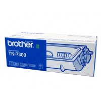 Brother TN7300 Toner Cartridge Black  - 3,300 pages