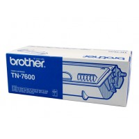 Brother TN7600 Toner Cartridge Black  - 6,500 pages
