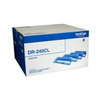 Brother DR-240CL Drum Unit (4 Drums 1 each colour) - 15,000 pages