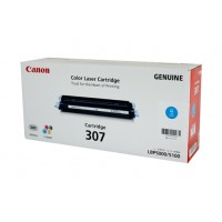 Canon Cart-307 Cyan Toner Cartridge - 2,000 pages