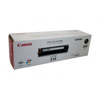 Canon Cart-316 Black Toner Cartridge - 2,500 pages