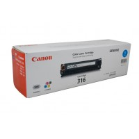 Canon Cart-316 Cyan Toner Cartridge - 1,500 pages