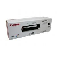Canon Cart-318 Black Toner Cartridge - 3,100 pages