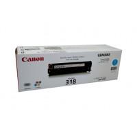 Canon Cart-318 Cyan Toner Cartridge - 2,400 pages