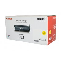 Canon Cart-323 Yellow Toner Cartridge - 8,500 pages