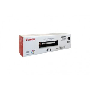 Canon Cart-416 Black Toner Cartridge - 2,300 pages