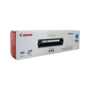 Canon Cart-416 Cyan Toner Cartridge - 1,500 pages