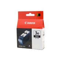 Canon BCI-3eBK Black Ink Tank - 500 pages