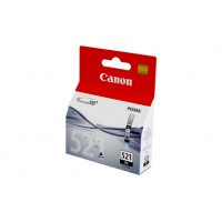 Canon CLI-521BK Black Ink Tank - 1,875 pages