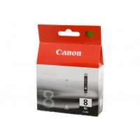 Canon CLI-8BK Photo Black Ink Tank - 65 pages