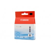 Canon CLI-8PC Photo Cyan Ink Tank - 32 pages