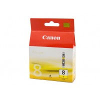 Canon CLI-8Y Yellow Ink Tank - 40 pages