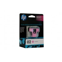 HP 02 Light Magenta Ink Cartridge C8775WA - 350 pages