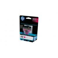 HP 02 Magenta Ink Cartridge C8772WA - 350 pages