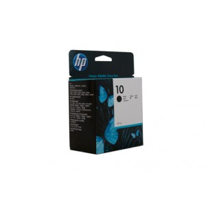 HP 10 Black Ink Cartridge C4844A - 1,430 pages