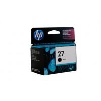 HP 27 Black Ink Cartridge C8727AA - 220 pages