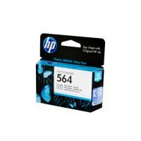 HP 564 Photo Black Ink Cartridge CB317WA - 130 pages