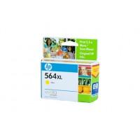 HP 564XL Yellow Ink Cartridge CB325WA - 750 pages