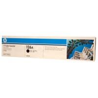 HP 126A CE310A Black Toner Cartridge  - 1,200 pages