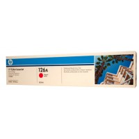 HP 126A CE313A Magenta Toner Cartridge  - 1,000 pages