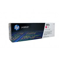 HP 305 CE413A Magenta Toner Cartridge  - 2,600 pages