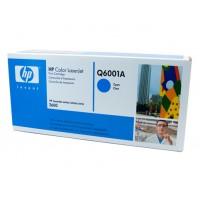HP 124A Cyan Toner Cartridge Q6001A - 2,000 pages