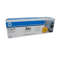 HP 36A Toner Cartridge CB436A - 2,000 pages
