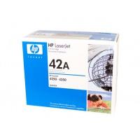 HP 42A Toner Cartridge Q5942A - 10,000 pages