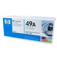 HP 49A Black Toner Cartridge Q5949A - 2,500 pages