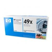 HP 49X Black Toner Cartridge Q5949X - 6,000 pages