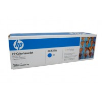 HP 304A CC531A Cyan Toner Cartridge - 2,800 pages