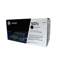 HP 507X CE400X Black Toner Cartridge - 11,000 pages