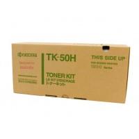 Kyocera TK-50H Toner Cartridge - 15,000 pages