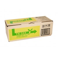 Kyocera TK544Y Yellow Toner Cartridge - 4,000 pages