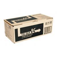 Kyocera TK564K Black Toner Cartridge - 12,000 pages