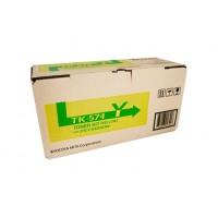 Kyocera TK574Y Yellow Toner Cartridge - 12,000 pages