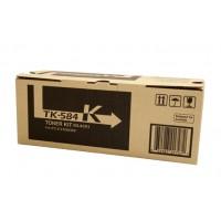 Kyocera TK584K Black Toner Cartridge - 3,500 pages