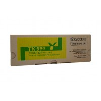 Kyocera TK594Y Yellow Toner Cartridge - 5,000 pages