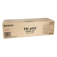 Kyocera TK655 Copier Toner - 47,000 pages