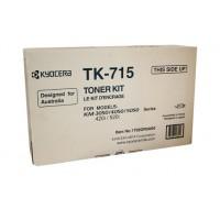 Kyocera TK715 Copier Toner - 34,000 pages