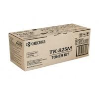 Kyocera TK825M Magenta Toner Cartridge - 7,000 pages