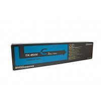 Kyocera TK8509C Cyan Copier Cartridge - 30,000 pages