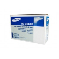 Samsung MLD3470B Black Toner Cartridge - 10,000 pages