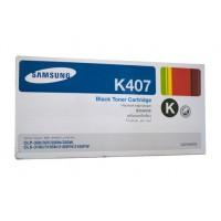 Samsung CLTK407S Black Toner - 1,500 pages